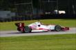Juan Pablo Montoya in the Carousel Turn 12 during practice for the Honda Indy 200 at Mid-Ohio -- Photo by: Bret Kelley