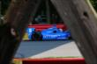 Ryan Briscoe goes under the Honda Bridge in Turn 7 during practice for the Honda Indy 200 at Mid-Ohio -- Photo by: Bret Kelley