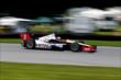 Helio Castroneves on course during practice for the Honda Indy 200 at Mid-Ohio -- Photo by: Bret Kelley
