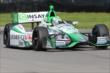 Carlos Munoz on course during practice for the Honda Indy 200 at Mid-Ohio -- Photo by: Bret Kelley