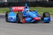 Ryan Briscoe on course during practice for the Honda Indy 200 at Mid-Ohio -- Photo by: Bret Kelley