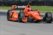 Simon Pagenaud on course during practice for the Honda Indy 200 at Mid-Ohio -- Photo by: Bret Kelley