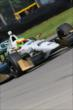 Mike Conway on course during practice for the Honda Indy 200 at Mid-Ohio -- Photo by: Bret Kelley