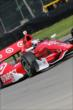Scott Dixon on course during practice for the Honda Indy 200 at Mid-Ohio -- Photo by: Bret Kelley