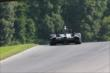 Mike Conway heads into Turn 8 during practice for the Honda Indy 200 at Mid-Ohio -- Photo by: Bret Kelley