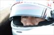 Takuma Sato sits on pitlane prior to practice for the Honda Indy 200 at Mid-Ohio -- Photo by: Chris Owens