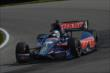 Graham Rahal on course during practice for the Honda Indy 200 at Mid-Ohio -- Photo by: Chris Owens