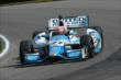 James Hinchcliffe on course during practice for the Honda Indy 200 at Mid-Ohio -- Photo by: Chris Owens
