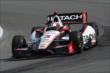 Helio Castroneves on course during practice for the Honda Indy 200 at Mid-Ohio -- Photo by: Chris Owens