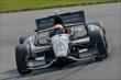 Jack Hawksworth on course during practice for the Honda Indy 200 at Mid-Ohio -- Photo by: John Cote