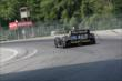Jack Hawksworth exits Turn 1 during practice for the Honda Indy 200 at Mid-Ohio -- Photo by: Joe Skibinski