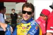Marco Andretti waits on pitlane prior to practice for the Honda Indy 200 at Mid-Ohio -- Photo by: Bret Kelley