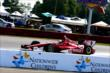 Scott Dixon exits Turn 13 during practice for the Honda Indy 200 at Mid-Ohio -- Photo by: Bret Kelley