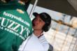 Ed Carpenter in the pit stand at Mid-Ohio -- Photo by: Bret Kelley