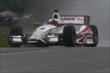 Juan Pablo Montoya on course during qualifications for the Honda Indy 200 at Mid-Ohio -- Photo by: Bret Kelley