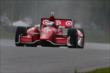 Scott Dixon on course during qualifications for the Honda Indy 200 at Mid-Ohio -- Photo by: Bret Kelley