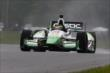 Sebastien Bourdais on course during qualifications for the Honda Indy 200 at Mid-Ohio -- Photo by: Bret Kelley