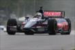 Graham Rahal on course during qualifications for the Honda Indy 200 at Mid-Ohio -- Photo by: Bret Kelley
