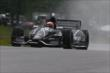 Jack Hawksworth on course during qualifications for the Honda Indy 200 at Mid-Ohio -- Photo by: Bret Kelley