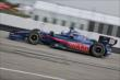 Graham Rahal races into Turn 1 during practice for the Honda Indy 200 at Mid-Ohio -- Photo by: Bret Kelley