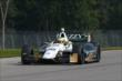 Mike Conway heads towards the Turn 2 Keyhole during practice for the Honda Indy 200 at Mid-Ohio -- Photo by: Chris Jones