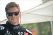 Josef Newgarden in his pit stand prior to practice for the Honda Indy 200 at Mid-Ohio -- Photo by: Chris Owens