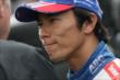 Takuma Sato chats on pitlane prior to qualifications for the Honda Indy 200 at Mid-Ohio -- Photo by: Joe Skibinski