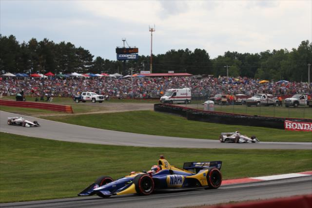 Mid Ohio Raceway >> Honda Indy 200 At Mid Ohio