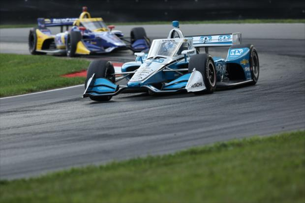 Honda Indy 200 at Mid-Ohio Race 1 - Saturday, Sept 12, 2020