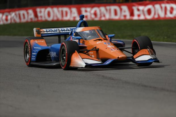 Honda Indy 200 at Mid-Ohio Race 2 - Sunday, Sept 13, 2020
