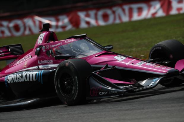Honda Indy 200 at Mid-Ohio - Saturday, July 3, 2021