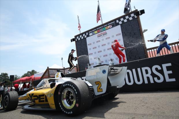 Honda Indy 200 at Mid-Ohio - Sunday, July 4, 2021