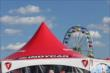 The INDYCAR Fan Village comes to life at the Milwaukee Mile -- Photo by: Chris Jones