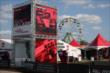 The midway of Milwaukee IndyFest at the Milwaukee Mile -- Photo by: Chris Jones
