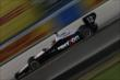 Will Power on course during the ABC Supply Wisconsin 250 at the Milwaukee Mile -- Photo by: Shawn Gritzmacher