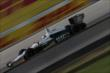 Ed Carpenter enters Turn 4 during the ABC Supply Wisconsin 250 at the Milwaukee Mile -- Photo by: Shawn Gritzmacher