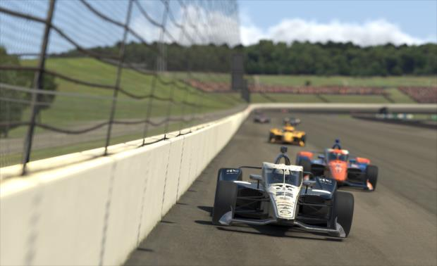 Firestone 175 at Twin Ring Motegi - INDYCAR iRacing Challenge
