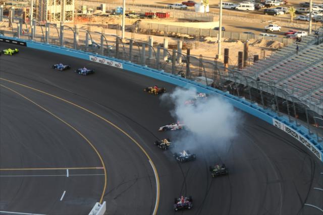 IndyCar: Simon Pagenaud vence em Phoenix e assume liderança do campeonato