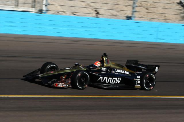 indycar.com, Chris Jones