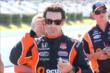 Simon Pagenaud prepares for his qualification at Pocono Raceway for the Pocono INDYCAR 500 -- Photo by: Bret Kelley