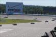 Practice gets underway at Pocono Raceway in preparation for the 2014 Pocono INDYCAR 500 -- Photo by: Bret Kelley