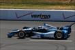 Juan Pablo Montoya on his qualification attempt for the Pocono INDYCAR 500 at Pocono Raceway -- Photo by: Bret Kelley