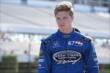 Josef Newgarden on pit lane during qualifications for the Pocono INDYCAR 500 -- Photo by: Chris Jones