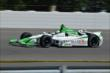 Carlos Munoz on course during practice for the  Pocono INDYCAR 500 at Pocono Raceway -- Photo by: Chris Owens