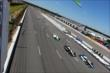 The start of the Pocono INDYCAR 500 from Pocono Raceway -- Photo by: Bret Kelley