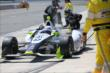 Josef Newgarden -- Photo by: Bret Kelley