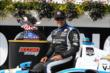 Juan Pablo Montoya -- Photo by: Chris Jones