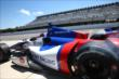 Mikhail Aleshin -- Photo by: Chris Jones