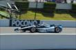 Juan Pablo Montoya wins the Pocono 500 -- Photo by: Chris Owens