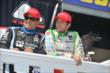 Juan Pablo Montoya and Carlos Munoz -- Photo by: Chris Owens